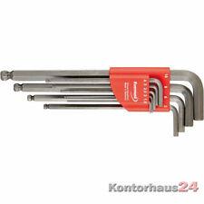 FORMAT: Inbusschlüssel-Satz 1,5-10mm stahlgrau +++NEU+++