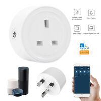 HOT!!! eWelink ZigBee 3.0 Smart Socket Outlet for Alexa Samsung SmartThings gh4s