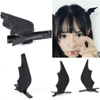 Flügel Fledermaus Flügel Haarspange Cosplay Halloween Dress-up Kostüm Zubeh  B