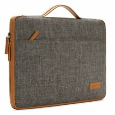 "DOMISO Laptop Sleeve Case 15.6"" HandBag for Macbook 10-17 inch Notebook Dell hp"