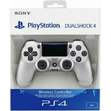 PS4 Dualshock Wireless Controller PlayStation4 new factory packaging WHITE