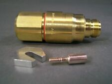 """2 pcs Amphenol Connectors A4NF-S TXL A4 series for 1/2""""  50Ω DC to 3 GHz.172FJA4"""