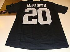 Oakland Raiders Даррен макфадден, имя и номер XL T ФУТБОЛКИ игроков футбола