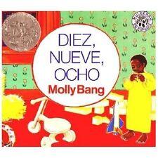 Ten, Nine, Eight (Spanish edition): Diez, Nueve, Ocho (Mulberry en Esp-ExLibrary