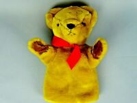 MerryThought Ironbridge Bear Hand Puppet Quality Made and Very Collectable