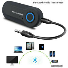 USB Bluetooth V4.2 Stereo Audio Transmitter 3.5mm Music Dongle Adapter for TV PC