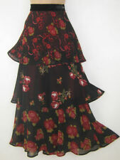 Laura Ashley Floral Silk Skirts for Women