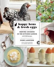 HAPPY HENS & FRESH EGGS - LANGFORD, SIGNE/ GRIFFITH, DONNA (PHT) - NEW PAPERBACK