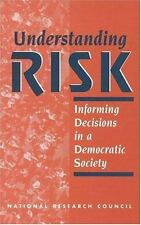 Understandin Risk:: Informing Decisions in a Democratic Society-ExLibrary