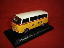 1/43 Volkswagen T2 Kombi 1948 / 2014 Furgone Poste CH Switzerland PTT 1965