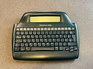 Alpha Smart 3000 - Untested - Vintage Word Processing Computing Mac PC