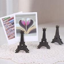supports pinces La Tour Eiffel table notes bureau pratique mignon marque mode