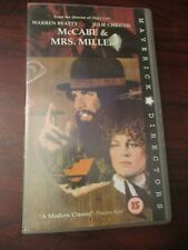 McCabe and Mrs Miller   VHS Video Tape (NEW SEALED)