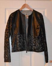 NWT Z by Zelda women black jacket size S