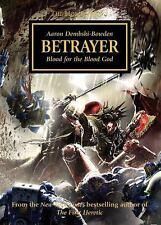 Betrayer 24 by Aaron Dembski-Bowden (2013, Paperback)