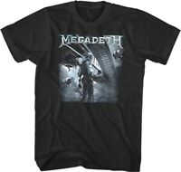Megadeth Dystopia Album Shirt S M L XL XXL Metal Band Tshirt Official T-Shirt