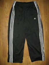Mens Adidas athletic pants sz L Lg warm up basketball