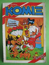Greek Comics Walt Disney Komix 14 Terzopoulos 1989 August
