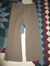 Old Navy Just Below the Waist stretch women's sz 8 taupe dress slacks pants