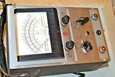 Rca 195 A Voltohmyst Vtvm Vacuum Tube Voltmeter Pro Serviced