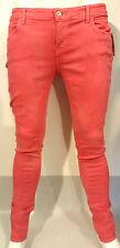 Vans Skinny Damen Jeans Hose Farbe Sorbet Marmor Größe L/11
