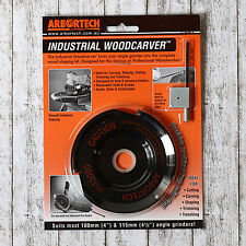 Arbortech Industrial Woodcarver 100mm Frässcheibe Hartmetall