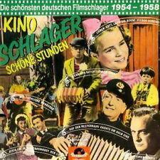 """12"""" DLP Kino Schlager Schöne Stunden Die schönsten Filmschlager 1954-1958"""