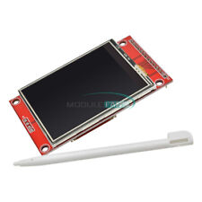 "240x320 3.3V 2.4"" SPI TFT LCD Touch Panel Serial Port Module with PCB ILI9341"