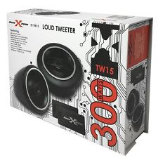 SoundXtreme 1.5 In Tweeters Component System 300W MAX POWER ST-TW15