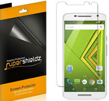 6X Supershieldz HD Clear Screen Protector Saver Shield For Motorola Moto X Play