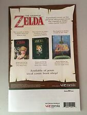 COMIC CON SDCC 2017 VIZMEDIA PREVIEW LEGEND OF  ZELDA TWILIGHT PRINCESS