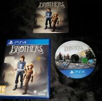 BROTHERS A TALE OF TWO SONS PLAYSTATION 4 PS4 GAME RARE PHYSICAL COPY