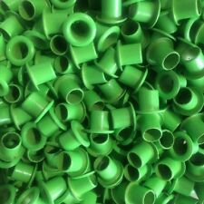 "kydex eyelets rivets zombies green  8-8 (1/4"") 24 pieces"