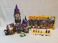 LEGO Scooby-Doo #75904 Mystery Mansion - Complete, All Minifigs, Velma, Daphne