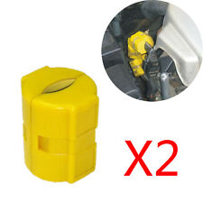 2pcs XP-2 Magnetic Fuel Saver for Car Truck Vehicle Reduce Exhaust Emissions