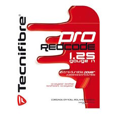 Tecnifibre Pro Red Code Tennis String - 12m Set - Red - RedCode