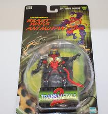 Hasbro 1999 Beast Wars Transformers Maximal vs Pretador Optimus Minor  Neu Ovp