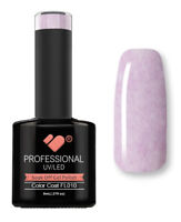 FL010 VB™ Line Candy Floss Hot Purple White - UV/LED soak off gel nail polish