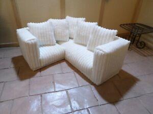 12th scale modern corner sofa, 1