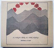 A HAWK AND A HACKSAW - DARNESS AT NOON - LEAF - BAY 43CD  - STILL SEALED