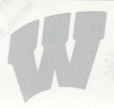 9 inch Wisconsin Badgers Logo Decal UW University WI Removable Wall Sticker Art NCAA Home Room Decor 9 by 1 1//2 inches