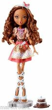 Ever After High Sugar Coated Cedar Wood Doll Daughter of Pinocchio New