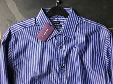 Paul Smith LONDON LS Classic Shirt  - Size 16 / 41  - p2p 22 inch
