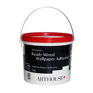 Arthouse Ready Mixed 5kg Wallpaper Paste 005491