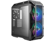 Cooler Master MasterCase H500M ATX Mid-Tower, four tempered glass panels, two 20