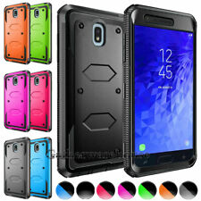 For Samsung Galaxy J7 A10e S10 S9 S8 S7 S6 Note 8 9 Hybrid Hard Phone Case Cover