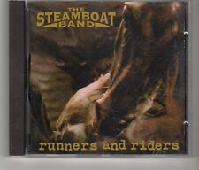 (HK633) The Steamboat Band, Runners And Riders - 1995 CD