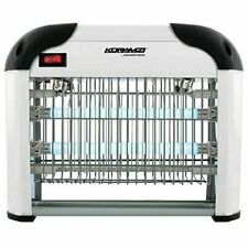 Koramzi Electronic Indoor Fly and Bug Zapper Insect Killer Exterminates All 12W
