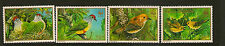 COOK ISLANDS : 1989 WWF Birds SG1222-5  unmounted mint
