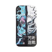 Jujutsu Kaisen Itadori Yuji Phone Case Cover For iphone X/Xs/Xr Max/12 Pro Max